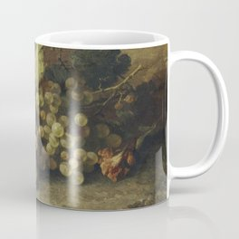 Still Life with Grapes by Margaretha Roosenboom (1853 -1896) Coffee Mug