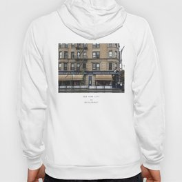 Drinking Sangria in Greenwich Village, NYC Hoody