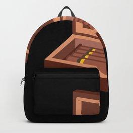 CIGAR HUMIDOR Cigar Aficionado Gift Cigar Smoker Backpack