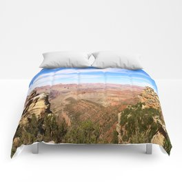 South Rim Grand Canyon Comforters