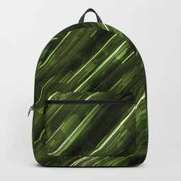 Green speed of light Backpack