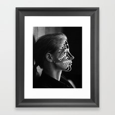 Reversion (2017) Framed Art Print