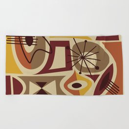 Timanfaya Beach Towel