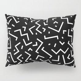 Memphis pattern 31 Pillow Sham