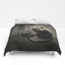 Voces perdidas Comforters