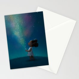 Wish Jar Stationery Cards