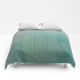 Palm Stories 3 Comforters