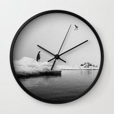 Hopeful Wish Wall Clock