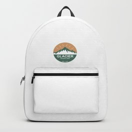 Glacier National Park Backpack