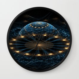 Sky Dome Wall Clock