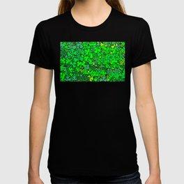 find quatrefoil T-shirt