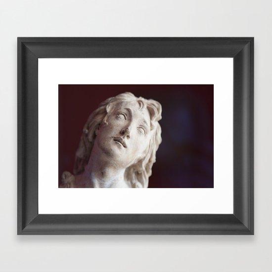 Ecstacy Framed Art Print