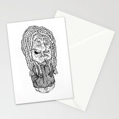 Bach is dead Stationery Cards