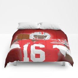 Ohio State Buckeyes - JT Barrett - 2016 Comforters