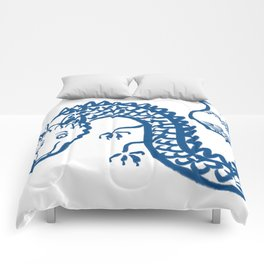The Dragon Who Escaped Comforters