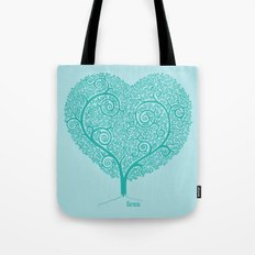 Love Growing Tote Bag