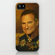 Robin Williams - replaceface Slim Case iPhone (5, 5s)