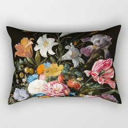 Still Life Floral #2 Rectangular Pillow