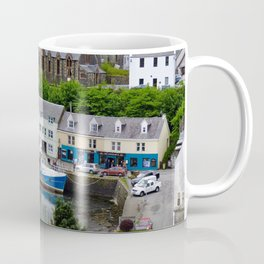 Bright Houses on a Dull Day Coffee Mug