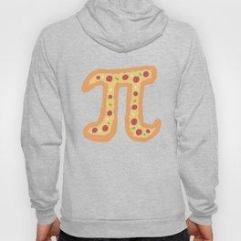 Pizza Pi Funny Visual Math Pun - Mathematics Humor Gift Hoody