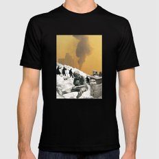 An Industrial Vice Mens Fitted Tee Black MEDIUM