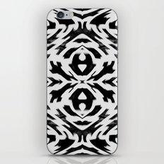 Arrow Tribe Black & White iPhone & iPod Skin