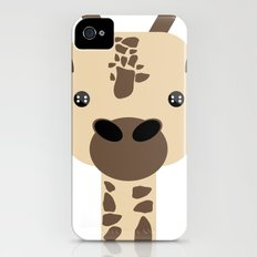 Chubby Giraffe  iPhone (4, 4s) Slim Case