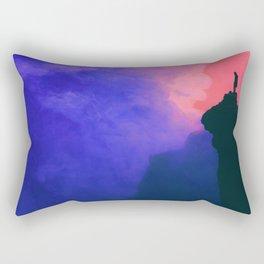 Un nouveau monde Rectangular Pillow