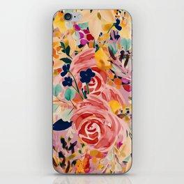 Sprinkle Blooms iPhone Skin