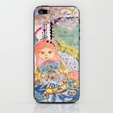 Love From Russia iPhone & iPod Skin