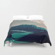 Mountain Call Duvet Cover