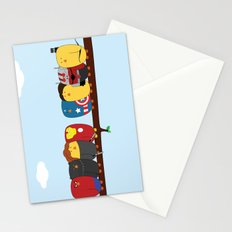 Civil War Stationery Cards