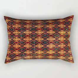 Tribal Shield Rectangular Pillow