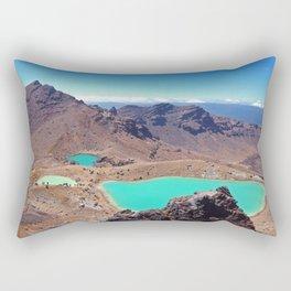 Emerald Lakes Rectangular Pillow