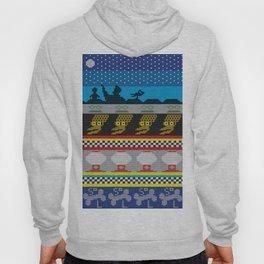 MSTie Sweater Hoody