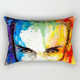 My reflection Rectangular Pillow