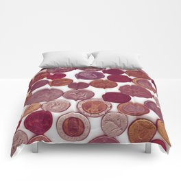 coin money collection Comforters