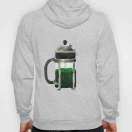 French Press - Green Hoody