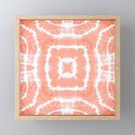 FESTIVAL SUMMER - WILD AND FREE - BLOOMING DAHLIA Framed Mini Art Print