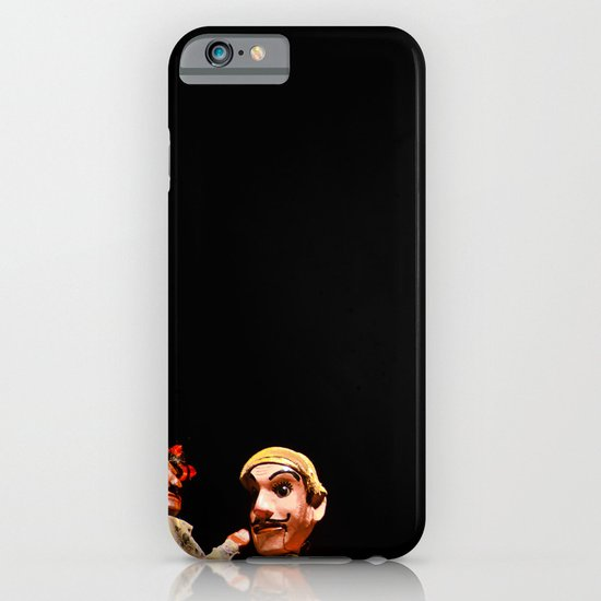 Puppets iPhone & iPod Case