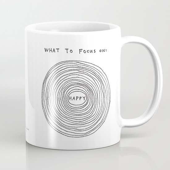 What to focus on Mug