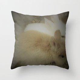 bunnys Throw Pillow