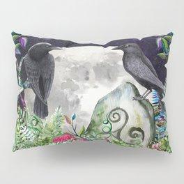 Raven Moon Magick Pillow Sham