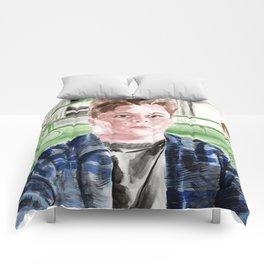 Larry Summers Comforters