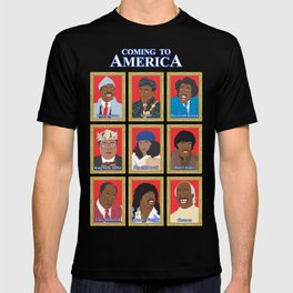 Coming to America T-shirt