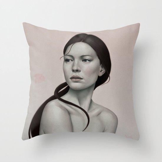 254 Throw Pillow