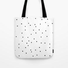 Polka Dotty Tote Bag