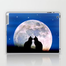 The Love Cats Laptop & iPad Skin