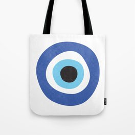 Evi Eye Symbol Tote Bag