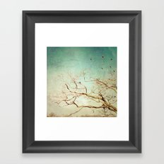 The Birds 2 Framed Art Print